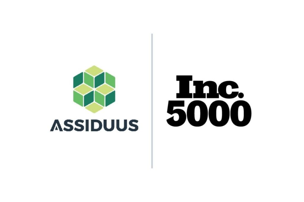 2021 Inc. 5000 Names Assiduus Global One of America's Fastest-Growing Private Companies
